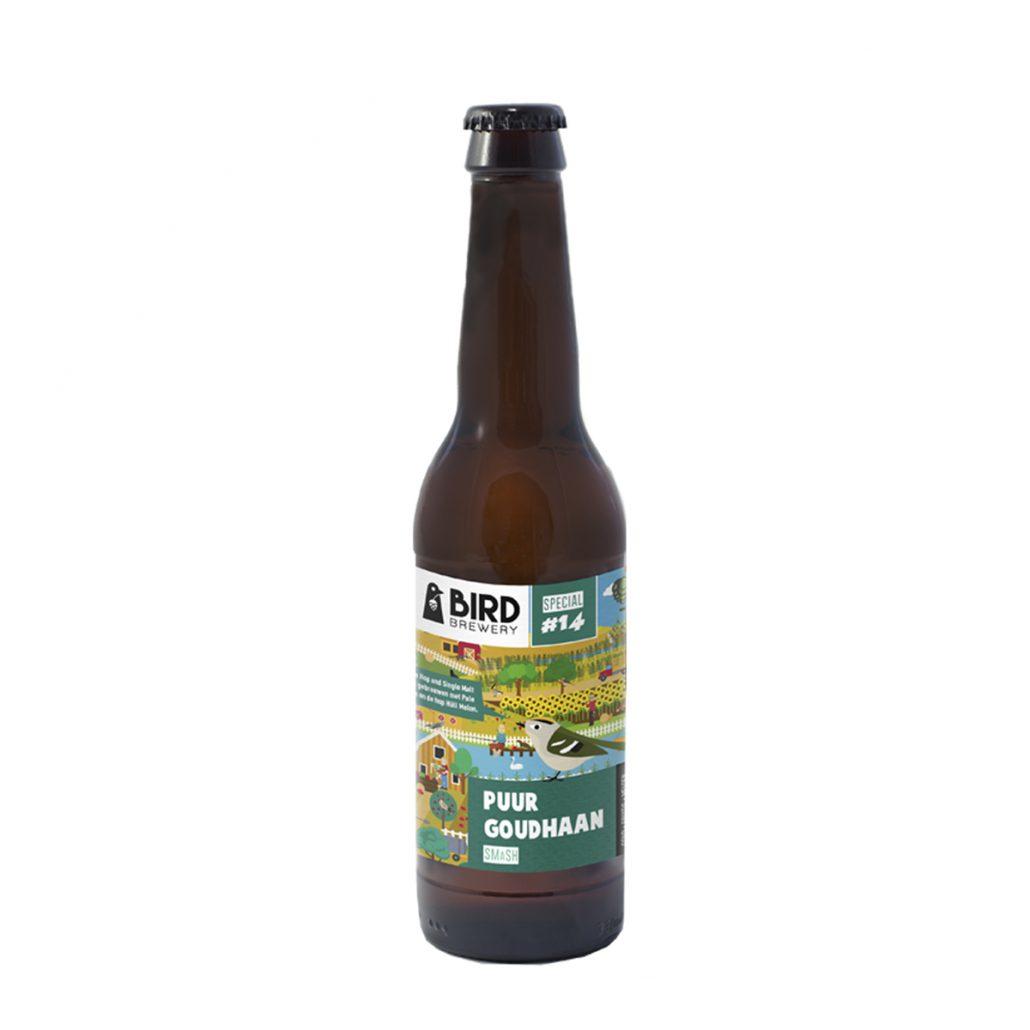 Puur Goudhaan Bird Brewery