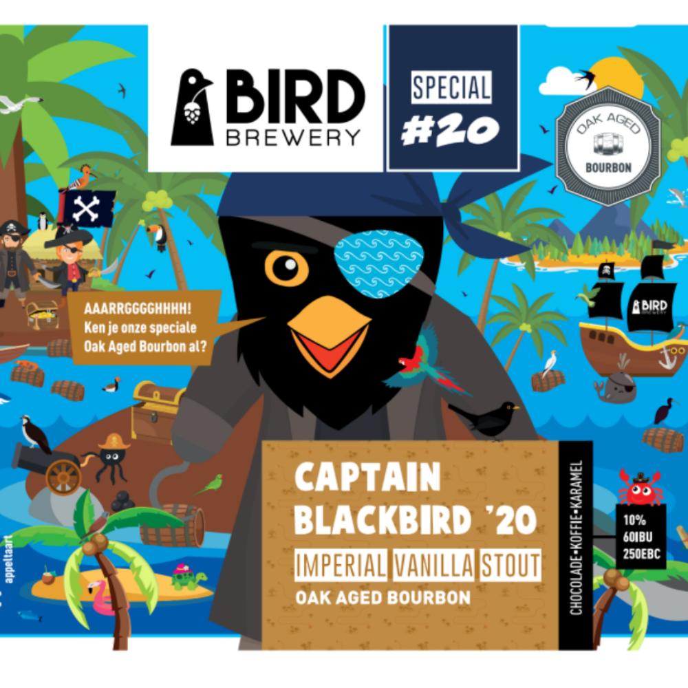 Captain Blackbird OA Bourbon